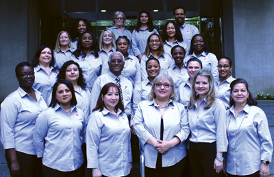 Texas Children's Health Plan Provider Relations Team Spring 2019